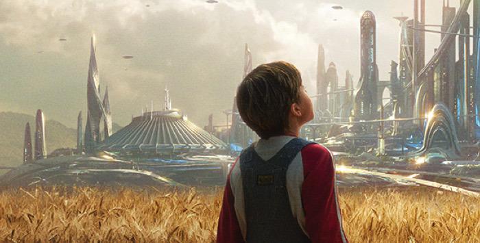 Tomorrowland – családi bénaság