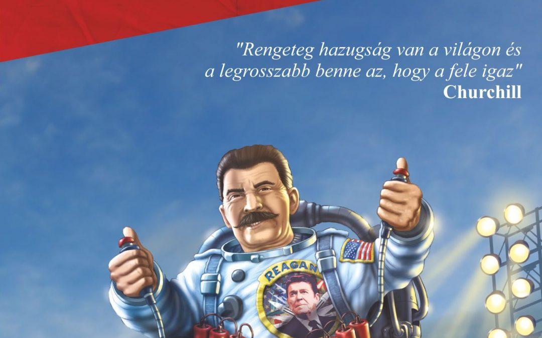 A Sztálin-könyv a Könyvfesztiválon