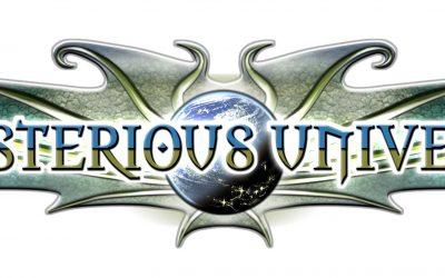 Interjú 12 Mysterious Universe íróval